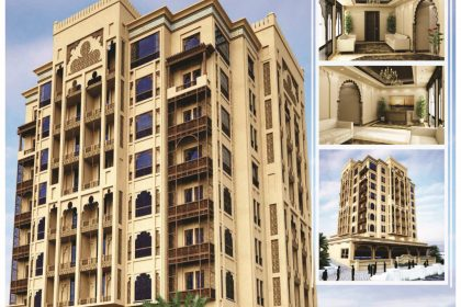 AL JADDAF RESIDENTIAL BUILDING