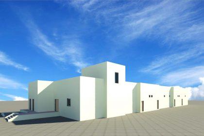 CONSTRUCTION OF AJMAN PRISON CELL EXTENSION